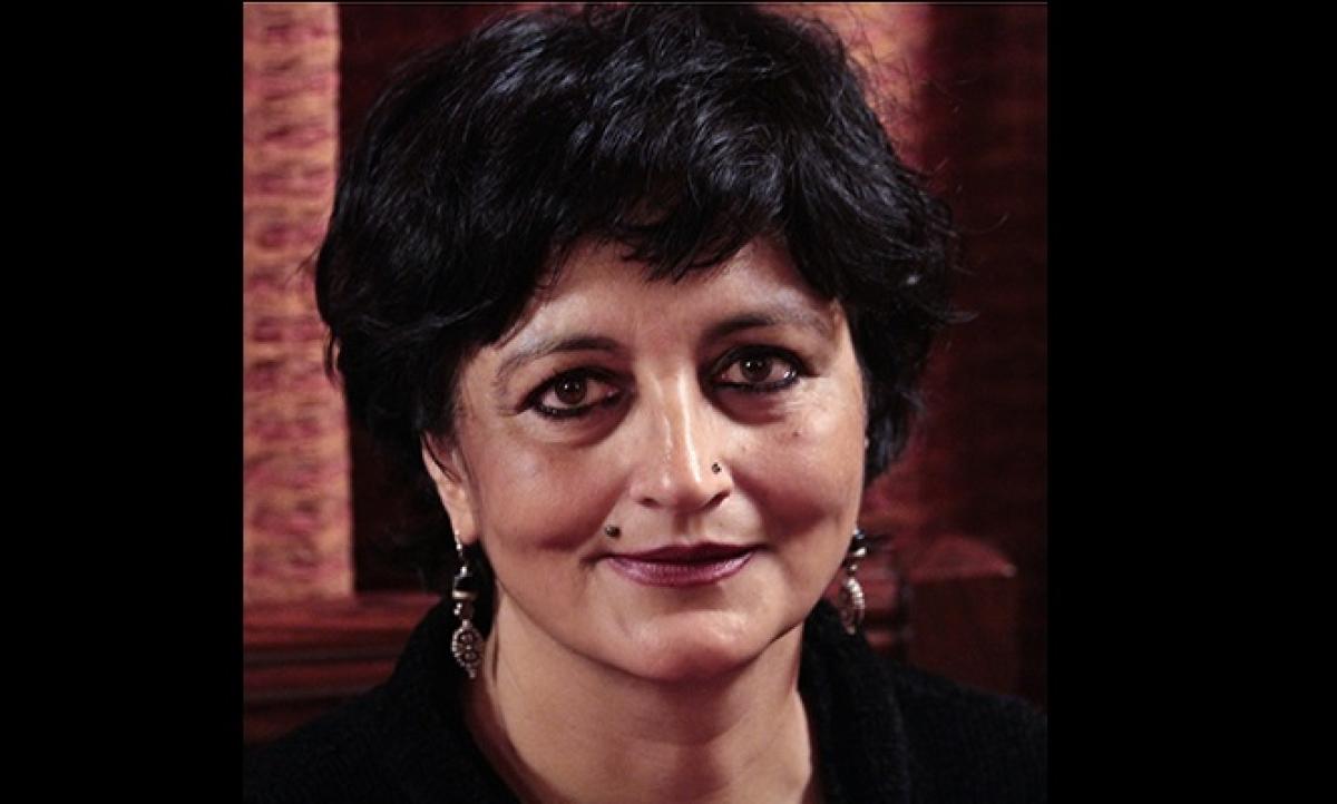 Seema Mustafa replaces Shekhar Gupta to become President of Editor's Guild of India