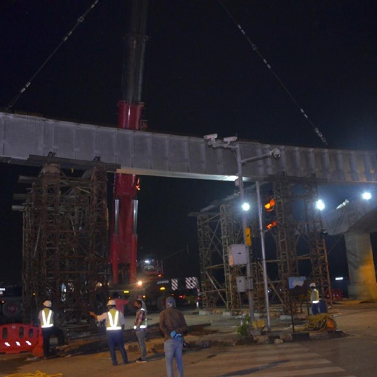 Mumbai: MMRDA completes 73% of total work of Kalanagar Junction flyovers