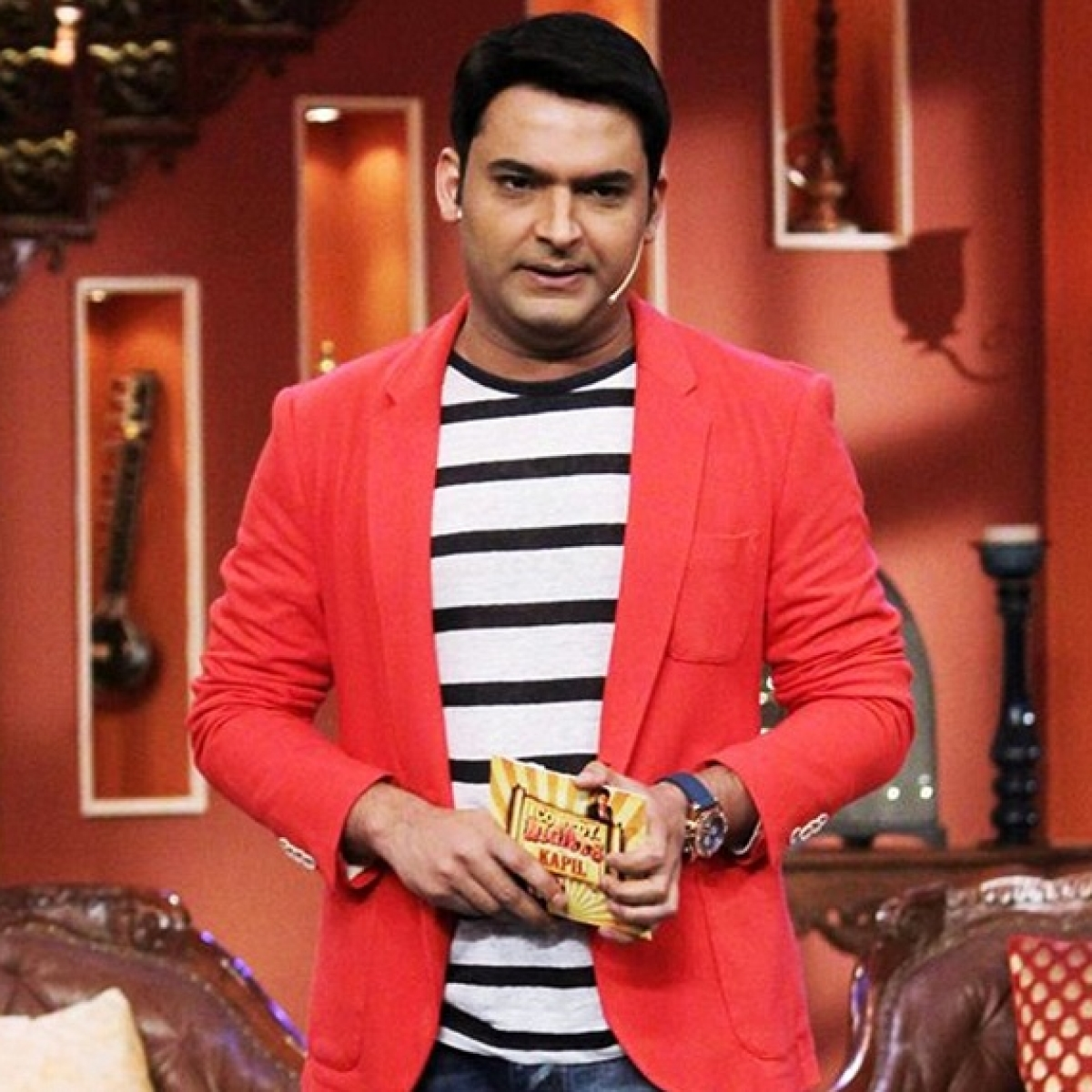 Kapil doesn't pay attention to trolls
