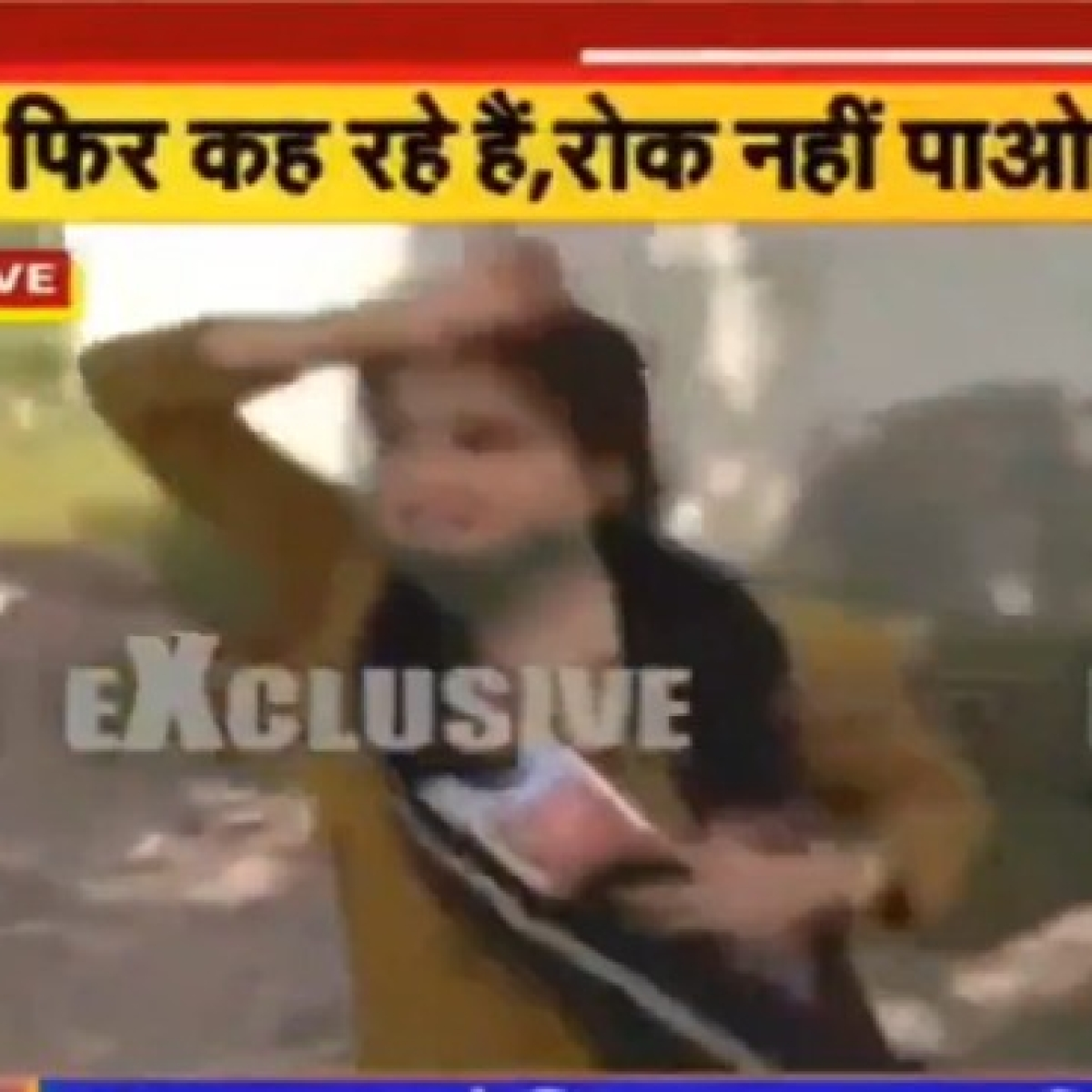 'Arnab se training li hogi': Twitter reacts as journalist 'overacts' while reporting Hathras horror