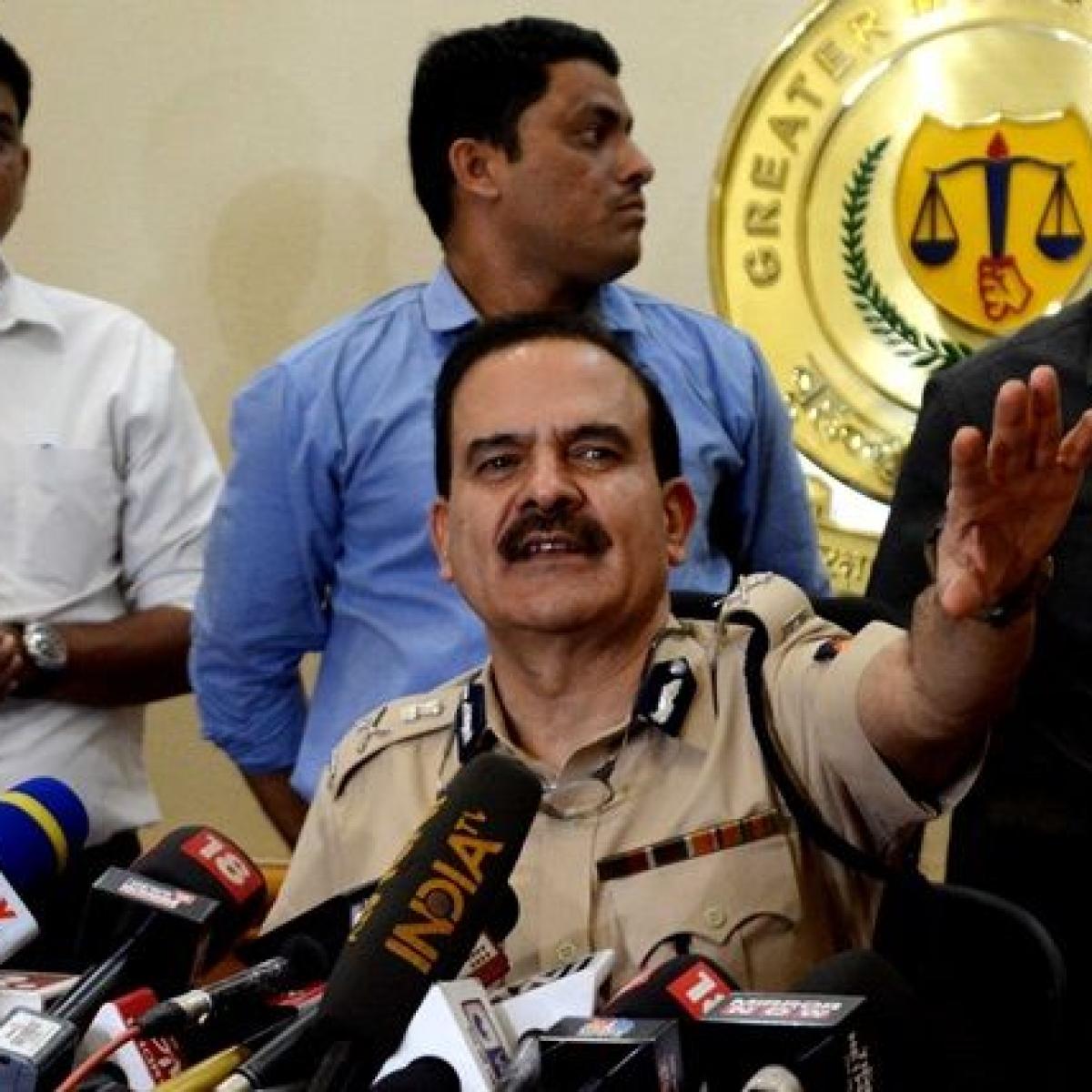 Antilia bomb scare case: Mumbai Police Commissioner Param Bir Singh meets CM Uddhav Thackeray