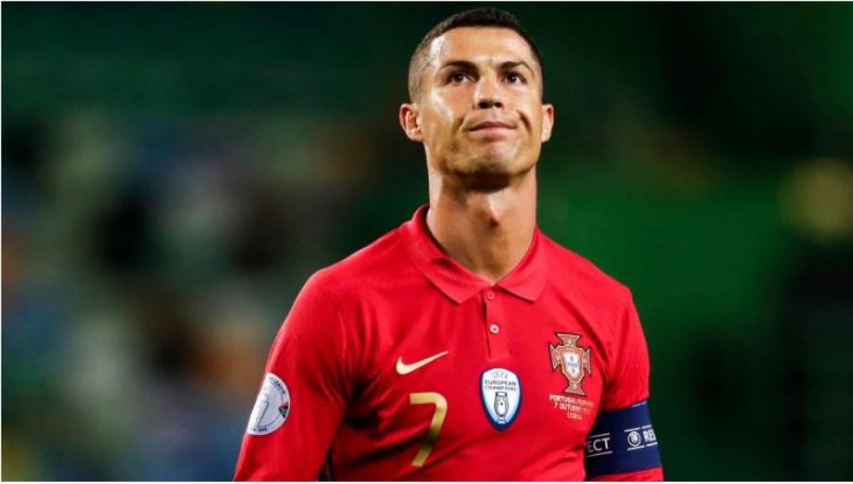 Virus Red cards Cristiano Ronaldo