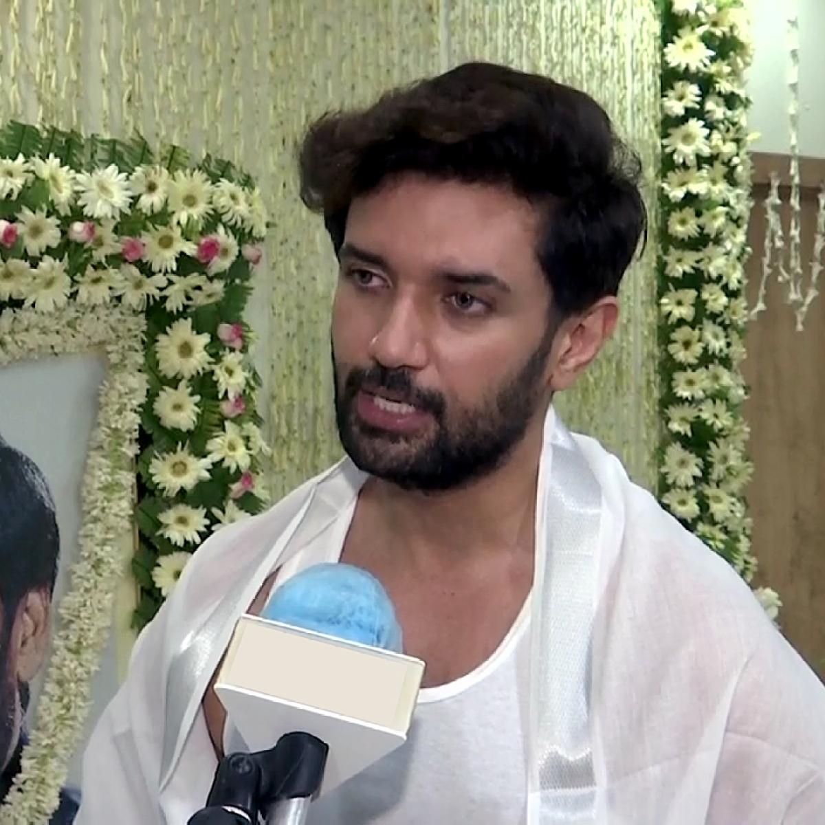 Show of strength: Chirag Paswan To Lead Bihar Roadshow on father Ram Vilas' birth anniversary