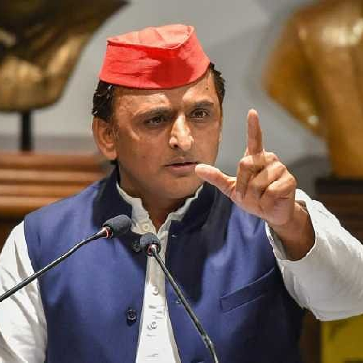 'How can I trust BJP's vaccine?': Akhilesh Yadav refuses to take COVID-19 shot, says will wait for SP regime in UP