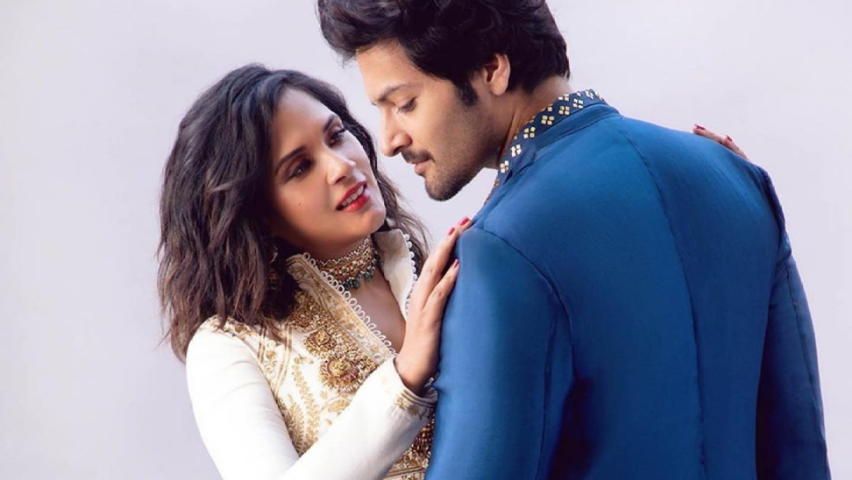 'Unlike most boys, he likes to help around': Richa Chadha on moving in with Ali Fazal