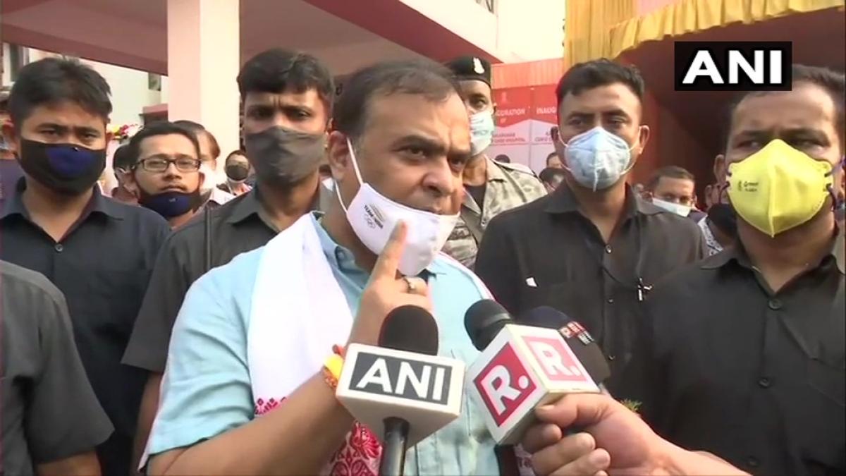 'Uddhav is unworthy son of Balasaheb Thackeray': Himanta Biswa Sarma slams Maha CM over Arnab's arrest