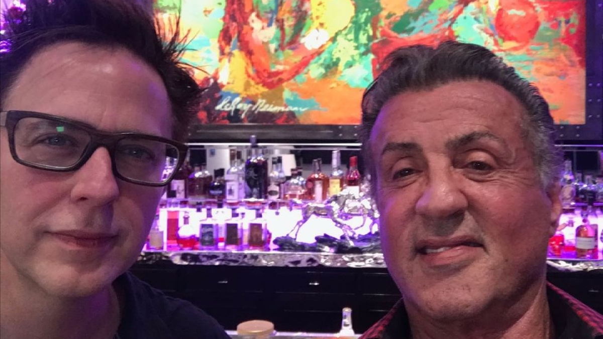 Sylvester Stallone has joined 'The Suicide Squad', confirms director James Gunn