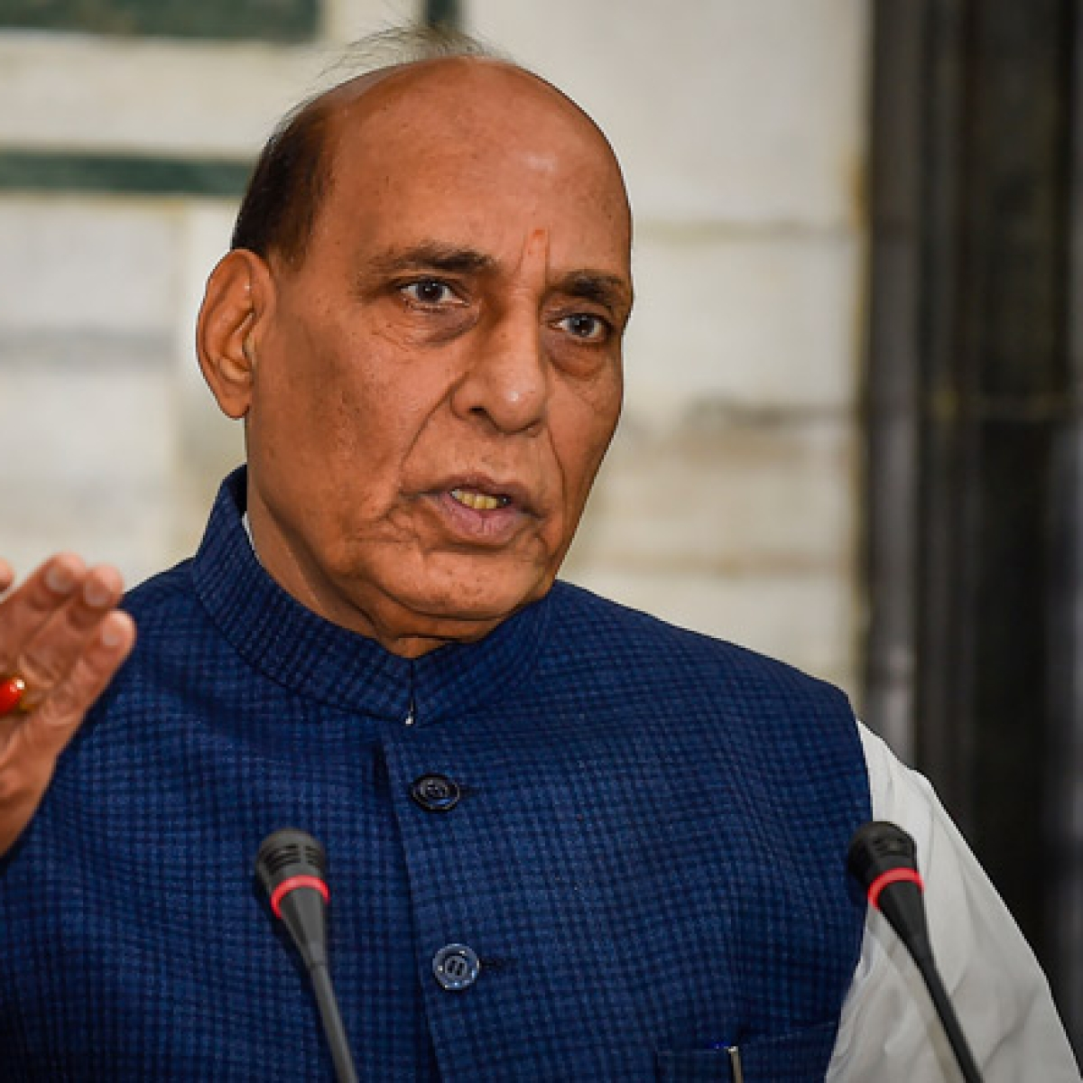 India wants peace, but will give 'befitting reply' to aggression: Defence Minister Rajnath Singh on border row with China