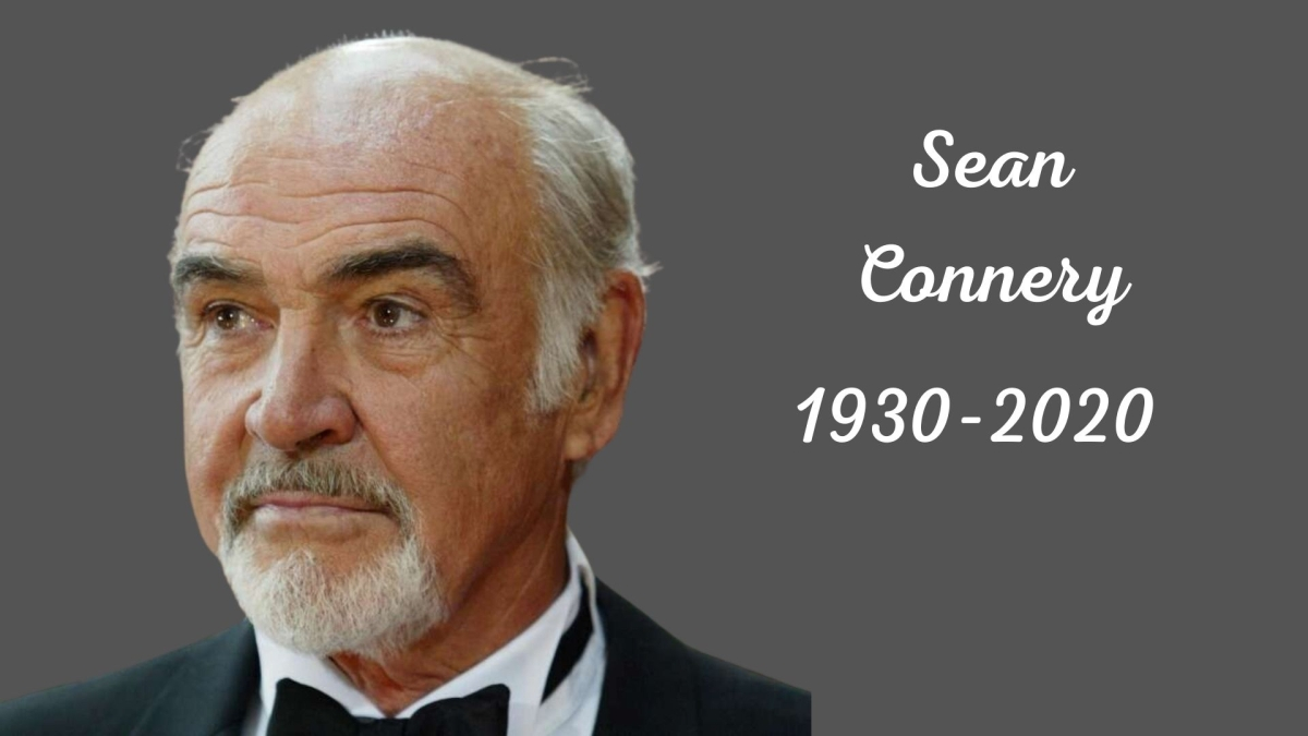 1930-2020:  World pays tribute to the ultimate '007' Sean Connery