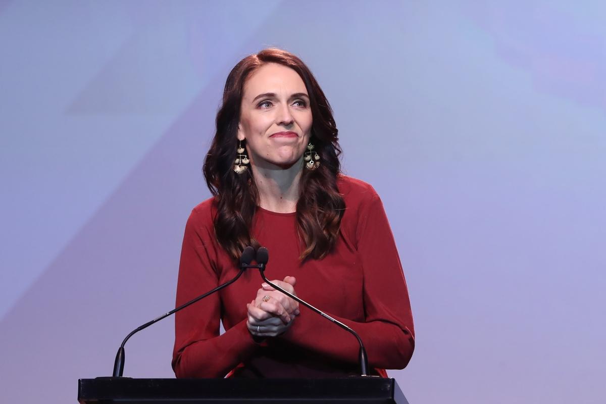 Experienced NZ PM Ardern gives virus tip to Joe Biden