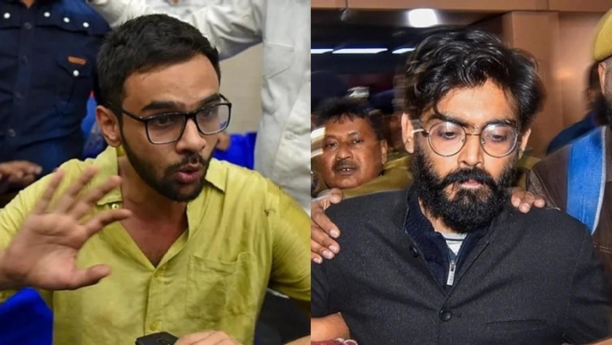 Delhi riots case: Court extends judicial custody of Umar Khalid, Sharjeel Imam till Nov 23