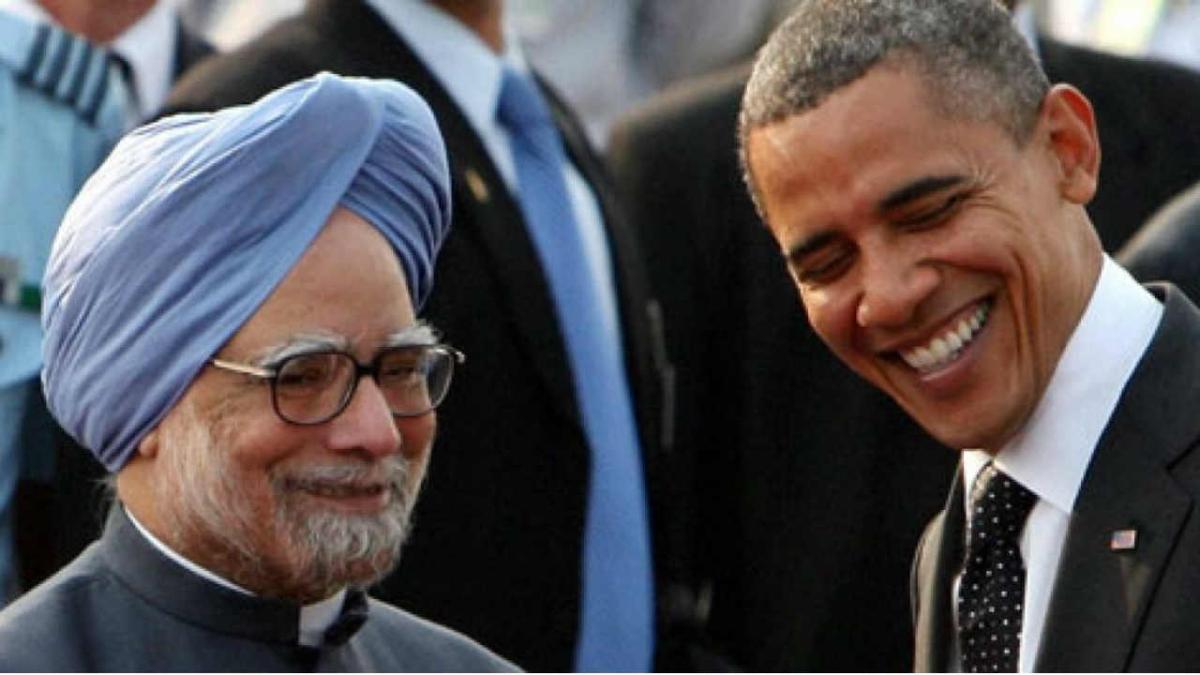 'Man of uncommon wisdom and decency': Barack Obama showers praise on Manmohan Singh in new memoir