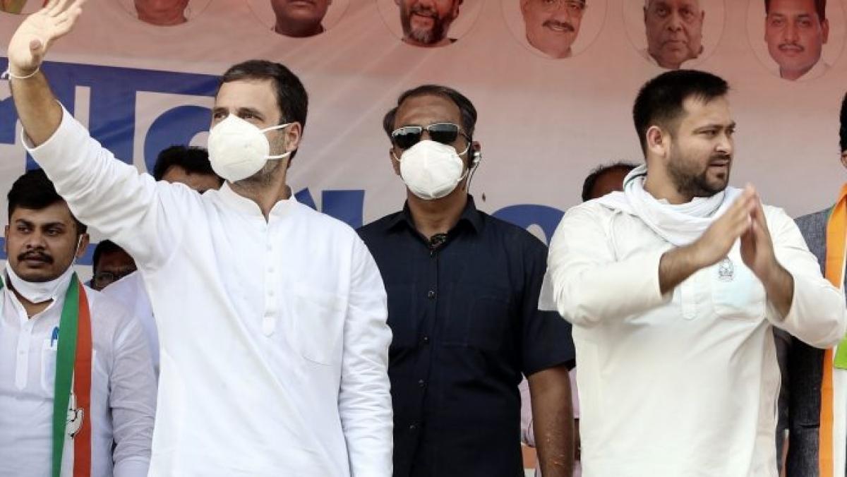 'On picnic during Bihar polls...': RJD's Shivanand Tiwari slams Rahul Gandhi, says Congress a 'shackle' for Mahagathbandhan