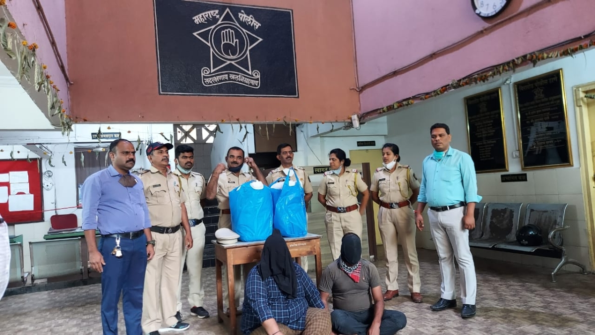 Mira Bhayandar Crime Watch: Duo held with ganja worth Rs 3.8 lakh