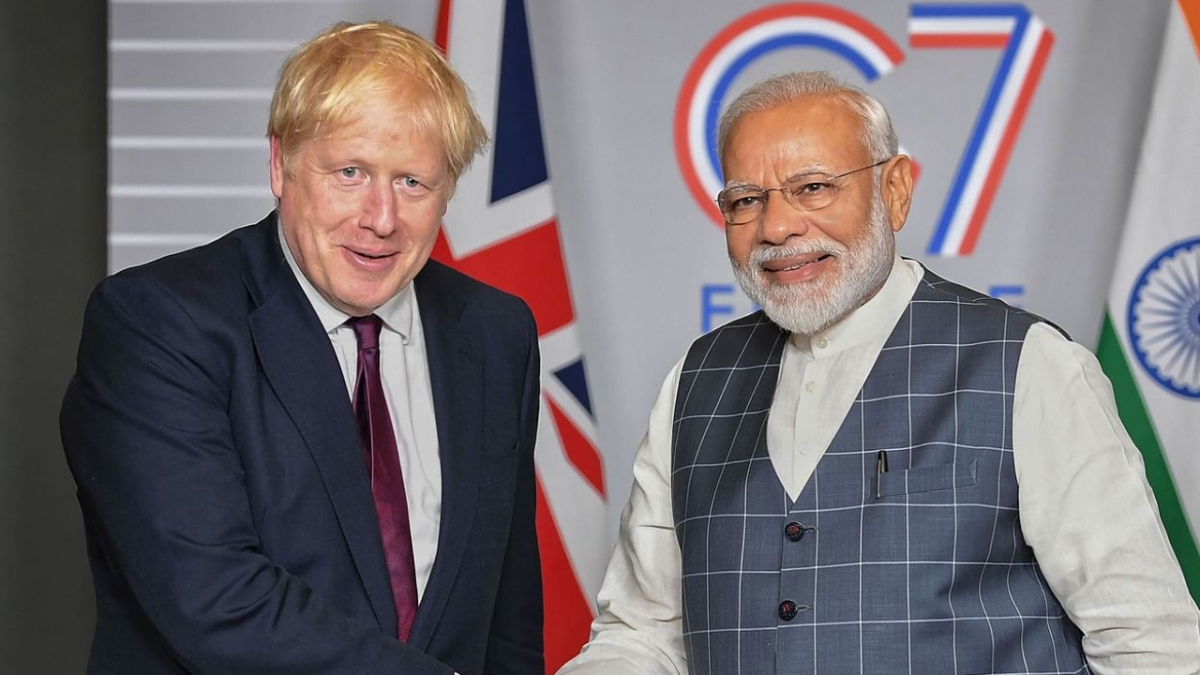 PM Modi, UK PM Johnson adopt 'Roadmap 2030' to elevate ties to Comprehensive Strategic Partnership