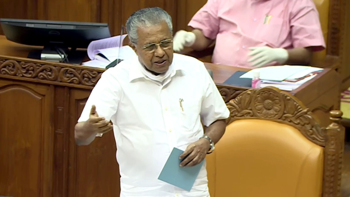 Kerala CM rejects opposition's charges over controversial ordinance; says it won't be used against media