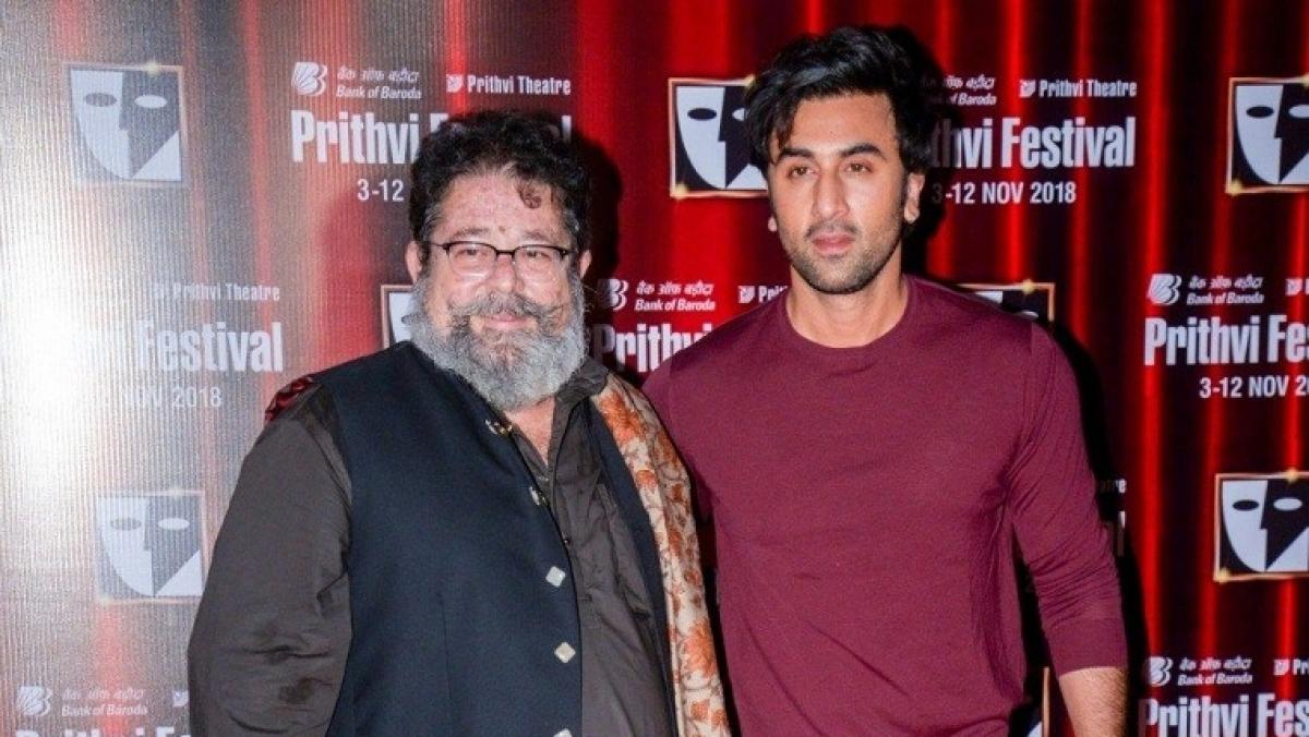 File pic of Kunal and Ranbir Kapoor