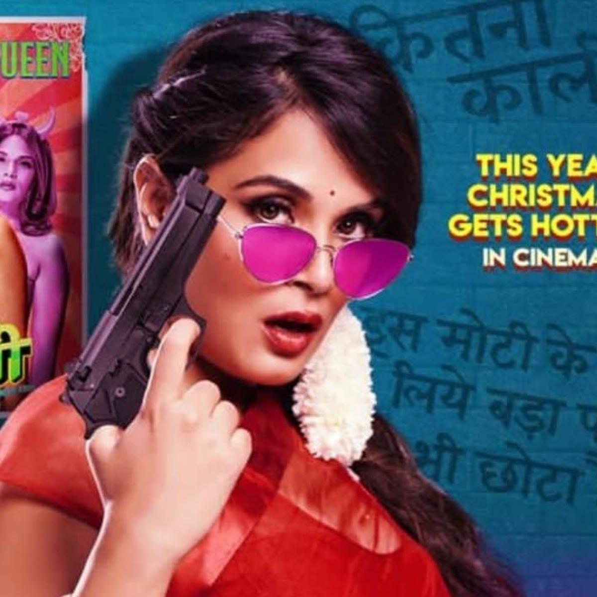 Richa Chadha's 'Shakeela' to clash with 'Wonder Woman 1984' on Christmas 2020