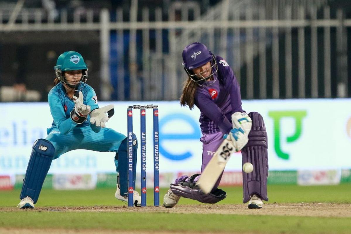 Women's T20 Challenge: Sushma Verma, Sune Luus shine as Velocity defeat Supernovas