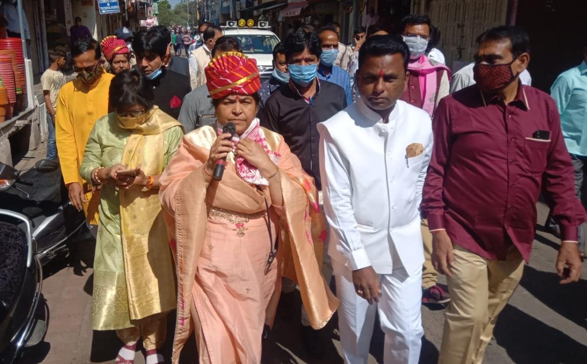 Madhya Pradesh: Lukewarm response to Dhok Padwa festival in Mhow