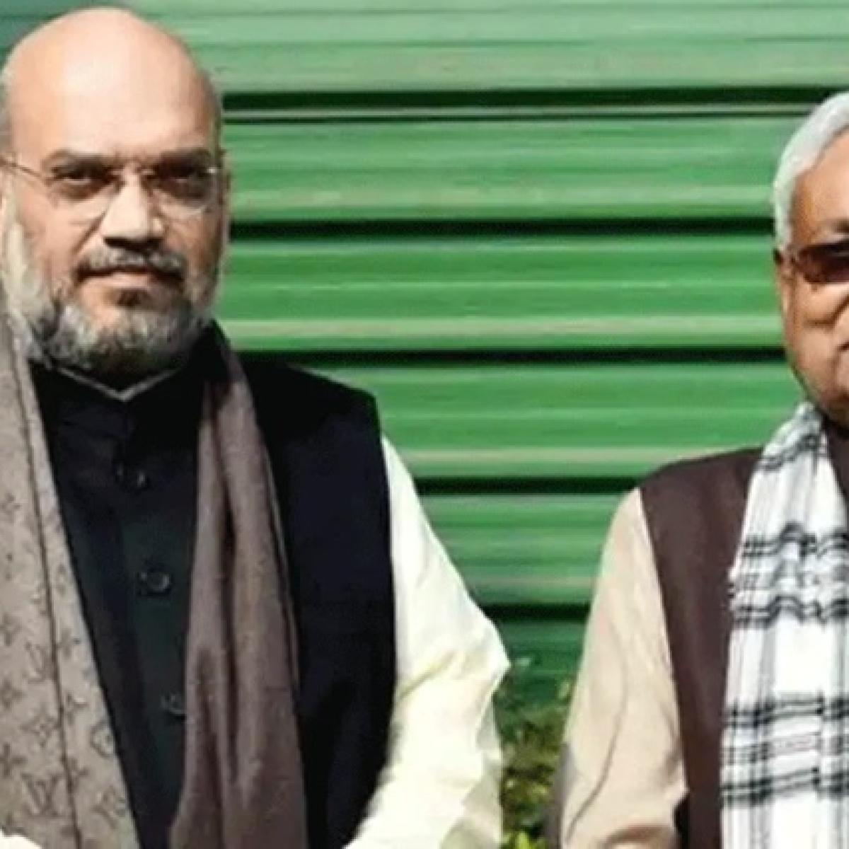 NDA nominates BJP MLA Vijay Kumar Sinha as its candidate for Speaker post of Bihar Assembly