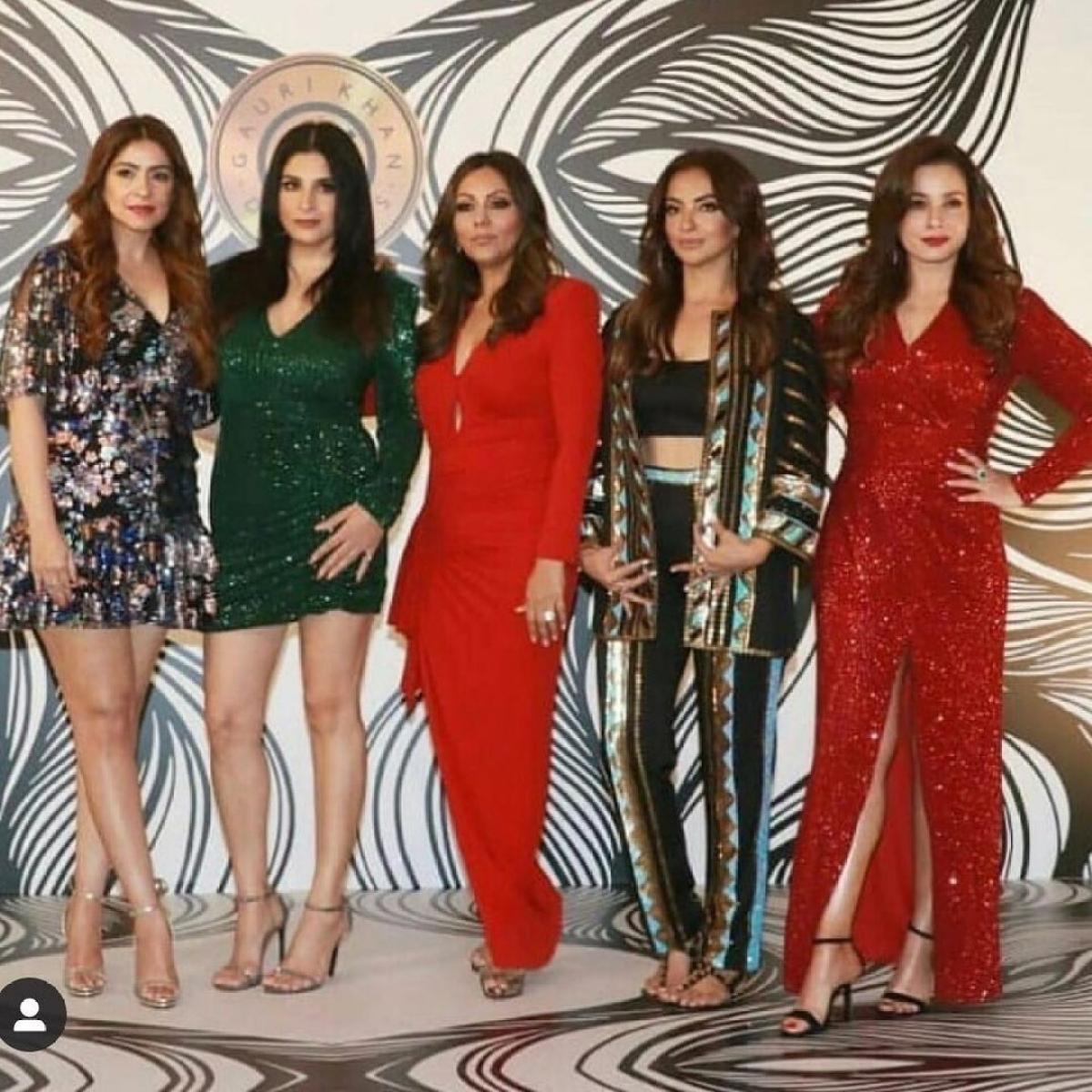 Netflix rolls out trailer of 'Fabulous Lives of Bollywood Wives' ft. Seema Khan, Maheep Kapoor, Bhavana Pandey, and Neelam Kothari