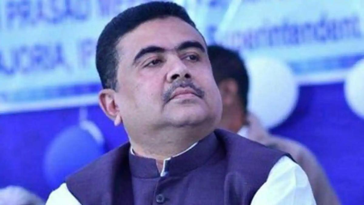 West Bengal polls: BJP leader Suvendu Adhikari complains of 'abusive' comments on Social media