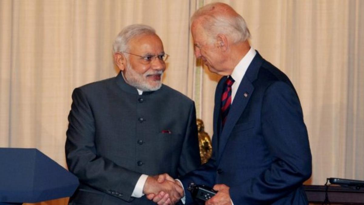 PM Modi speaks to Joe Biden, underscores 'importance of smooth supply chains of vaccine raw materials, medicines'