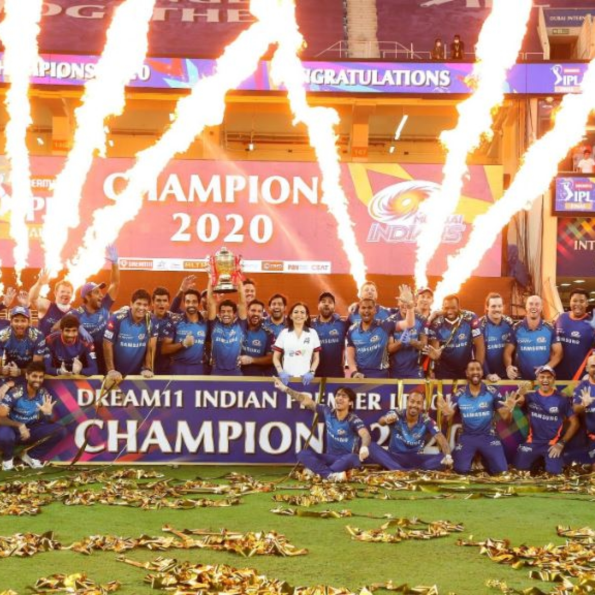 IPL 2020 saw record-breaking 28 per cent increase in viewership