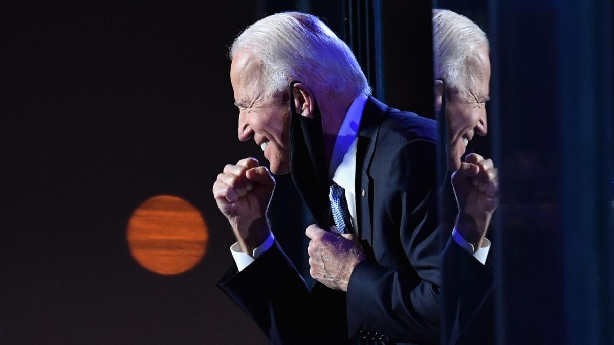 Biden in tearing hurry to roll back Trump agenda