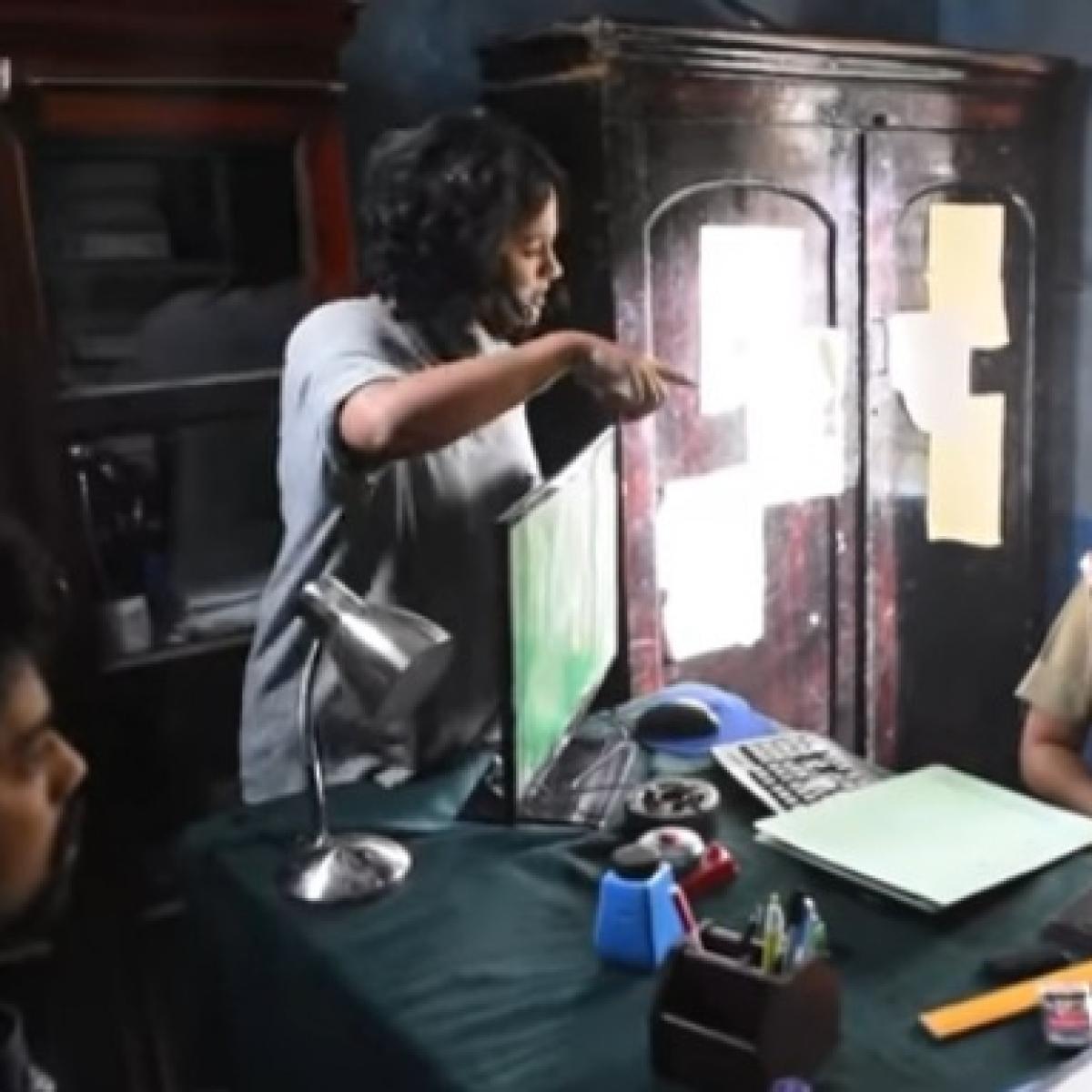 Teaser of Sheetal Shetty's 'Window Seat' gets a thumbs up from Kiccha Sudeep