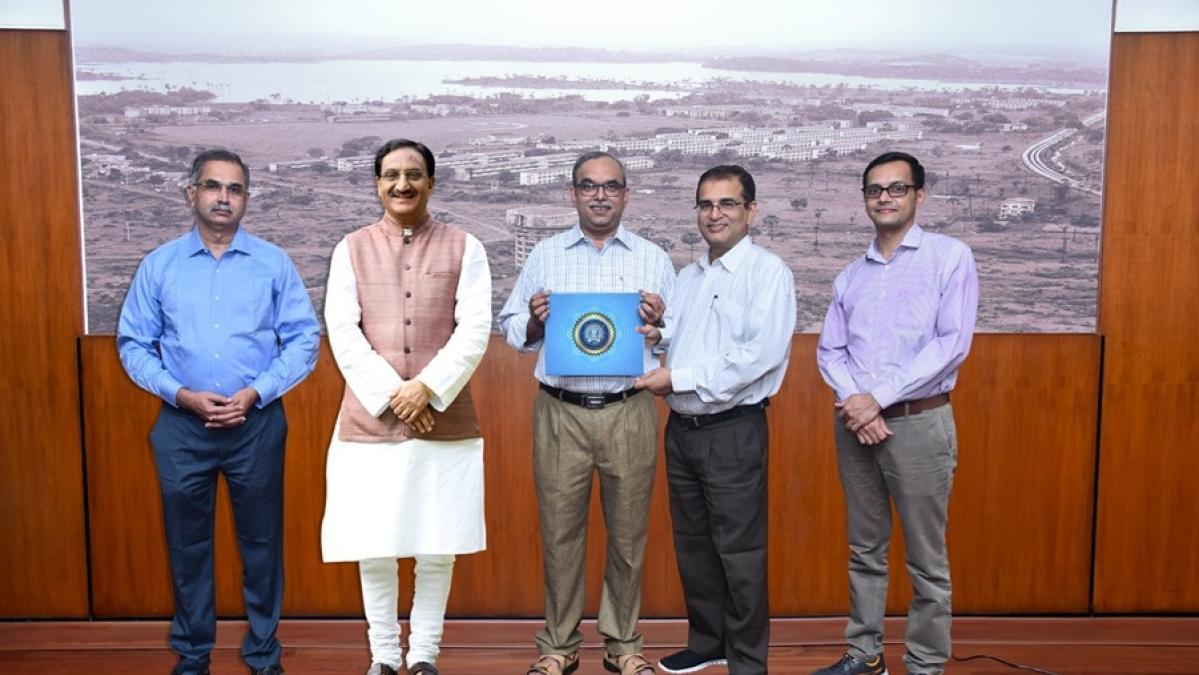 Education Minister Ramesh Pokhriyal Nishank inaugurates National Education Day at IIT Bombay