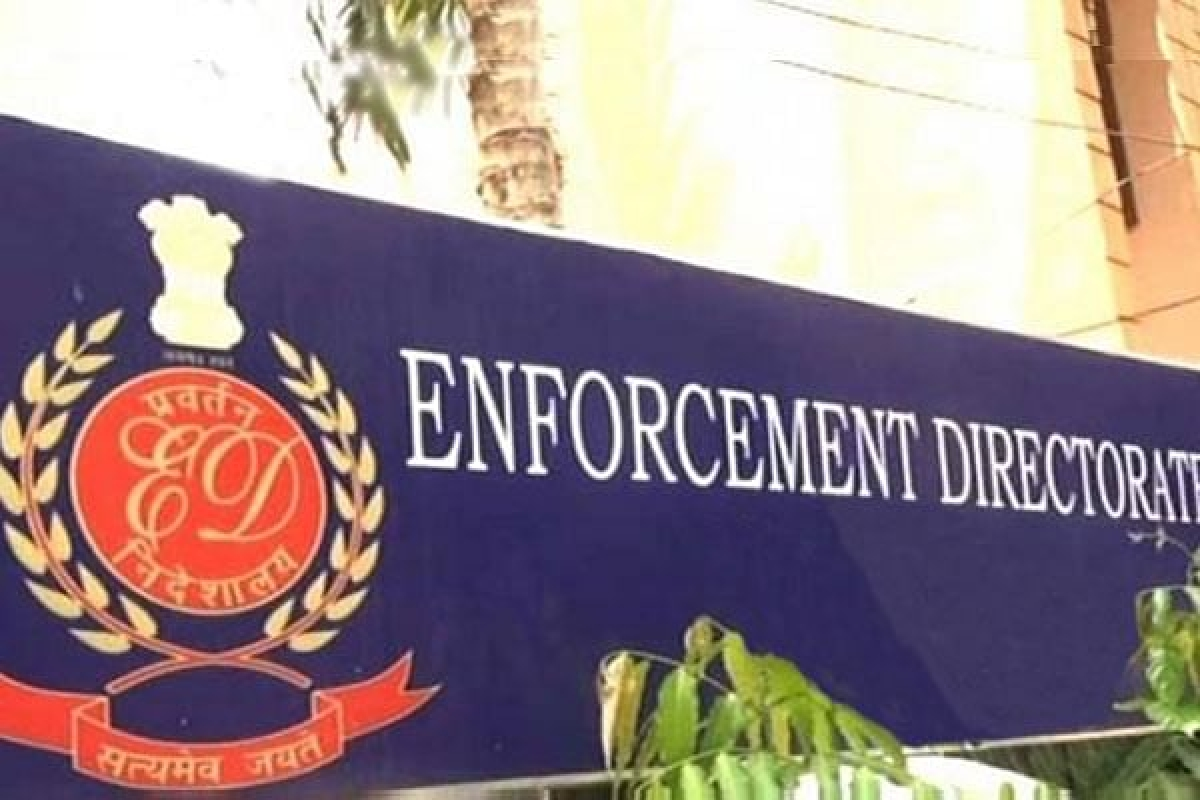 Chhattisgarh: ED attaches assets worth Rs 5.45 crore of ex-chief engineer in money laundering case
