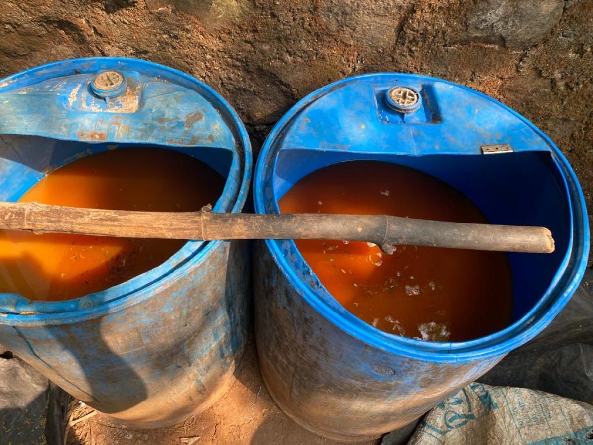 Mira Bhayandar: Cops bust massive gas-powered liquor brewing unit in Uttan