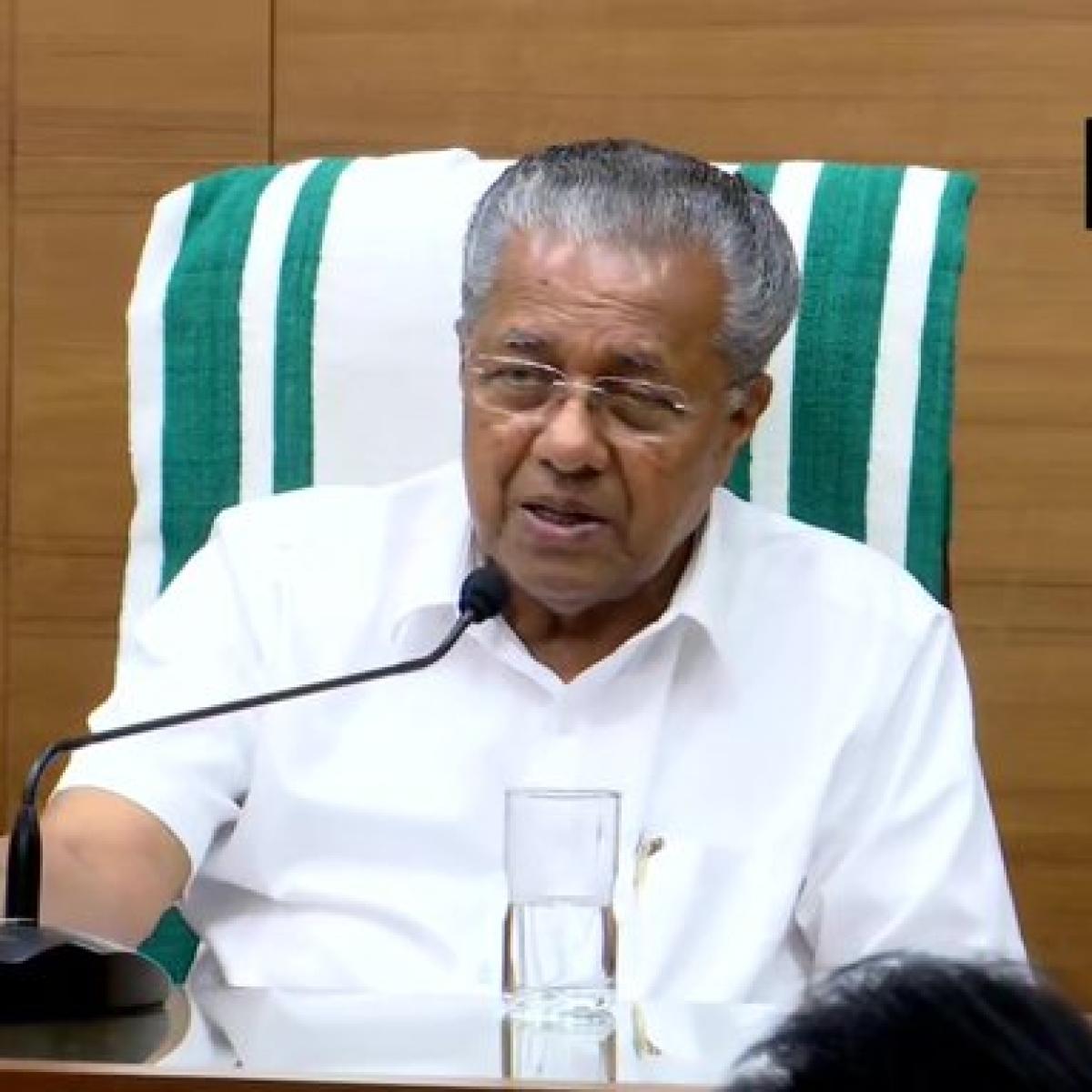 Pinarayi, KPCC chief  slugfest hits new lows