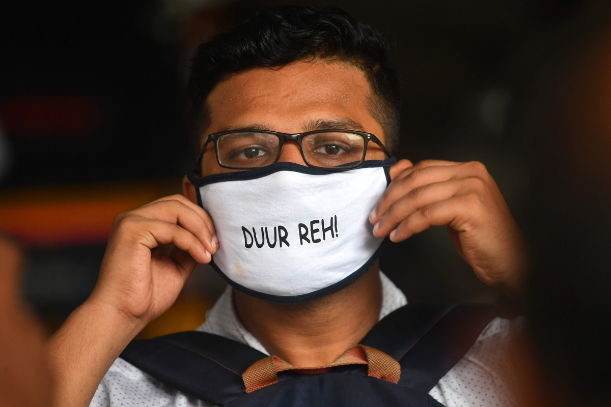'Free' mask, ₹200 fine in Mumbai for rule violators: BMC