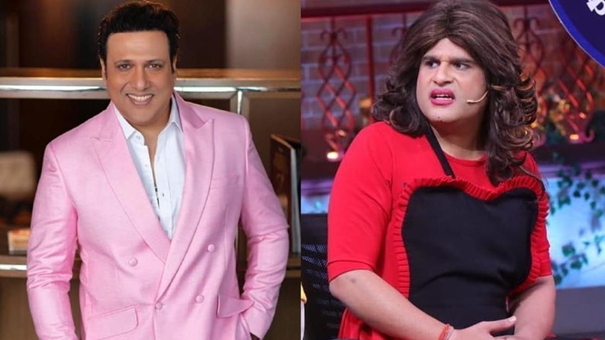 Krushna Abhishek refuses to perform 'The Kapil Sharma Show' episode featuring his uncle Govinda