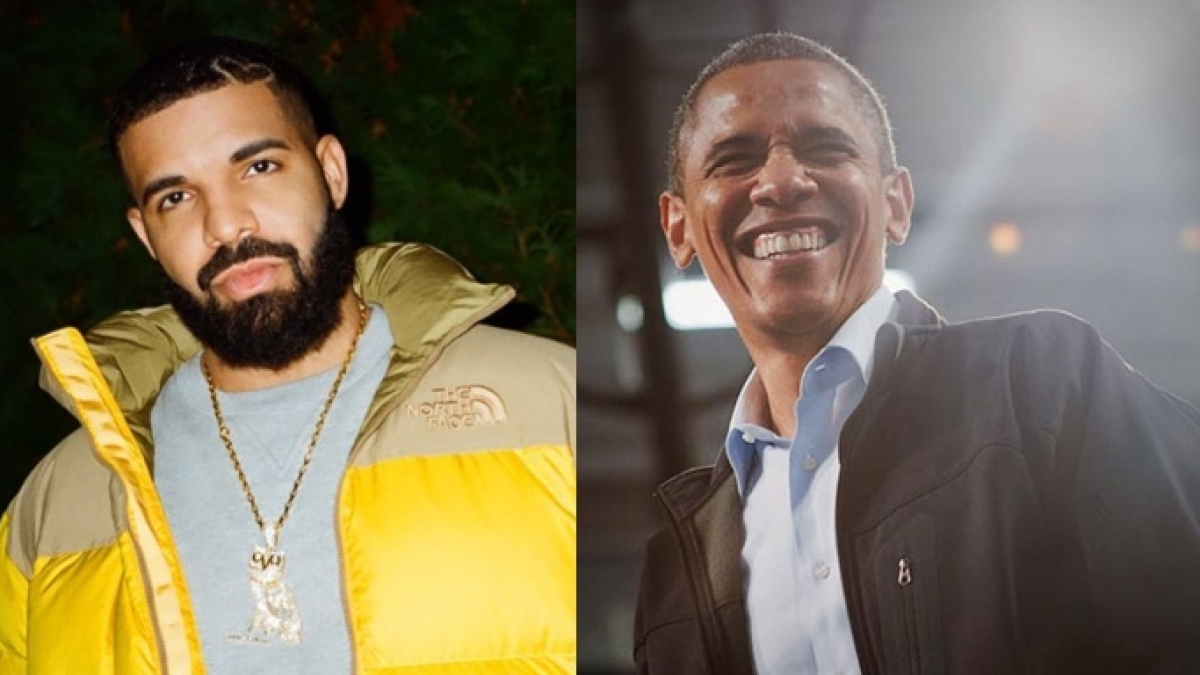 Drake to play Barack Obama in potential biopic? Former POTUS gives 'stamp of approval'