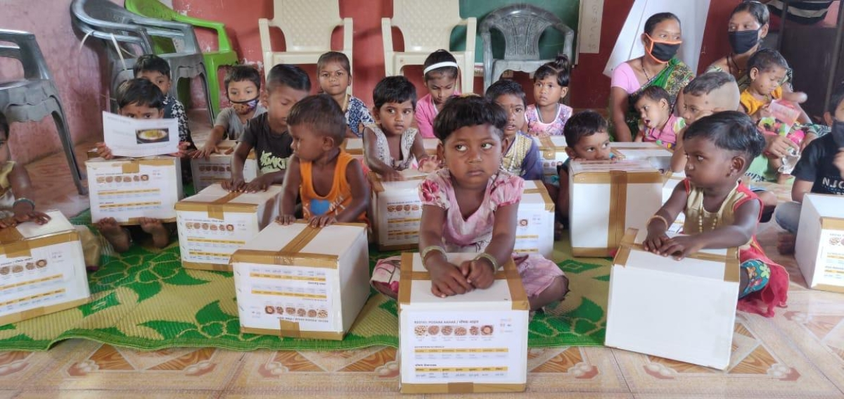 Rotary's fight against malnutrition