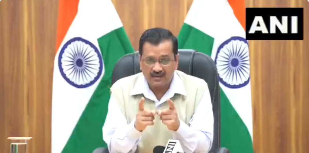 Number of Covid positive cases steadily decreasing after third wave: Kejriwal to PM
