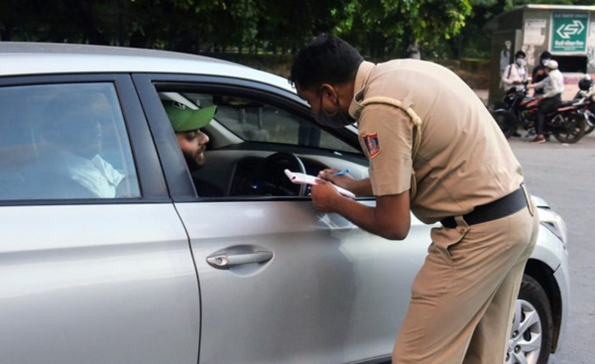 Spit and get fined by Mumbai police