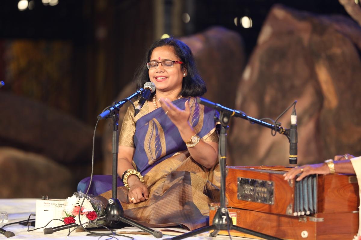 Bhopal: Rupan Samanta's Bhojpuri folk songs, thumri mark 11th-day of 'Rang Madhya Pradesh'