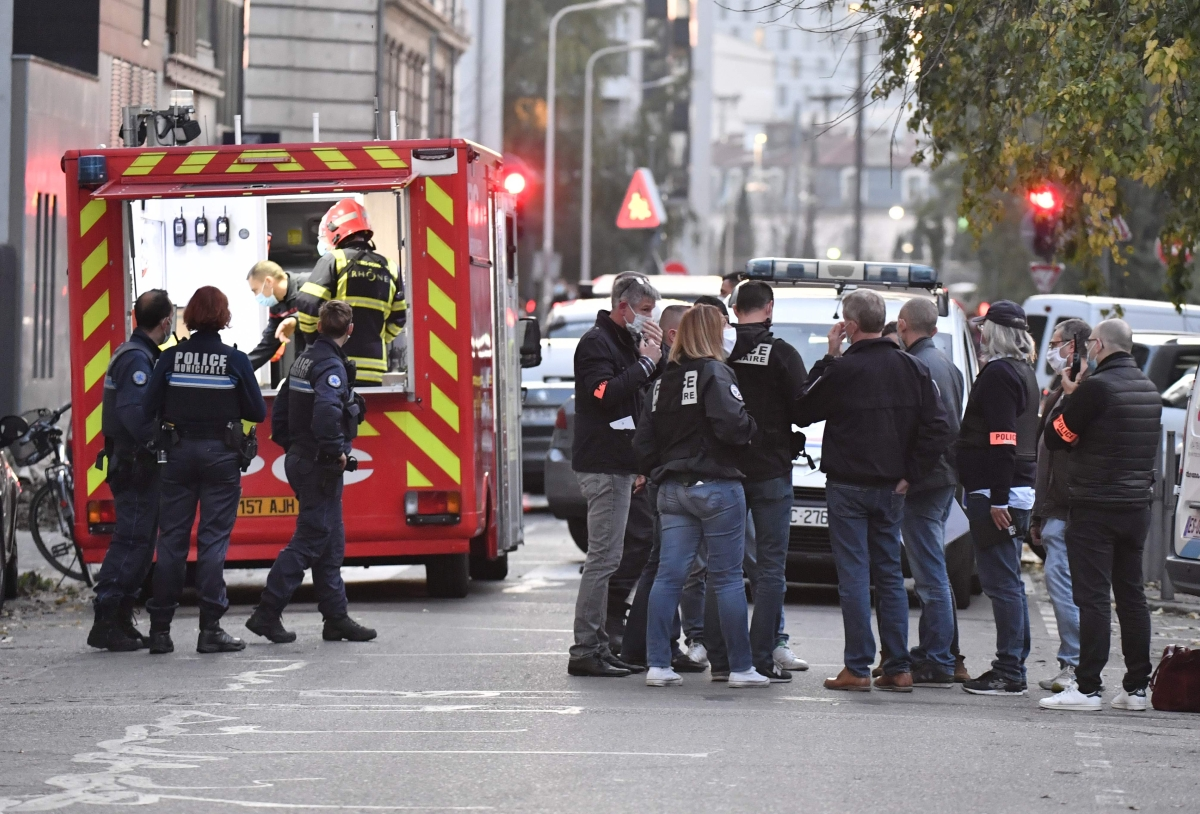 France: Suspect arrested in shooting of priest in Lyon