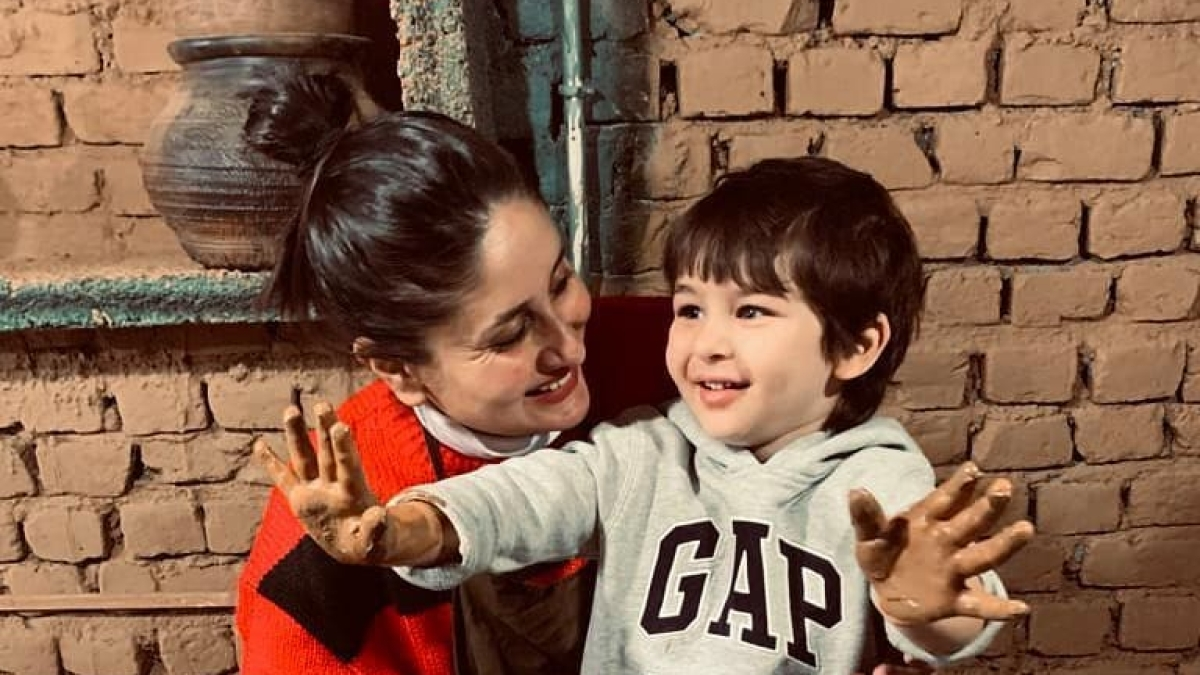 Watch: Kareena Kapoor Khan explains importance of COVID-19 vaccine to son Taimur with a 'Tom & Jerry' clip