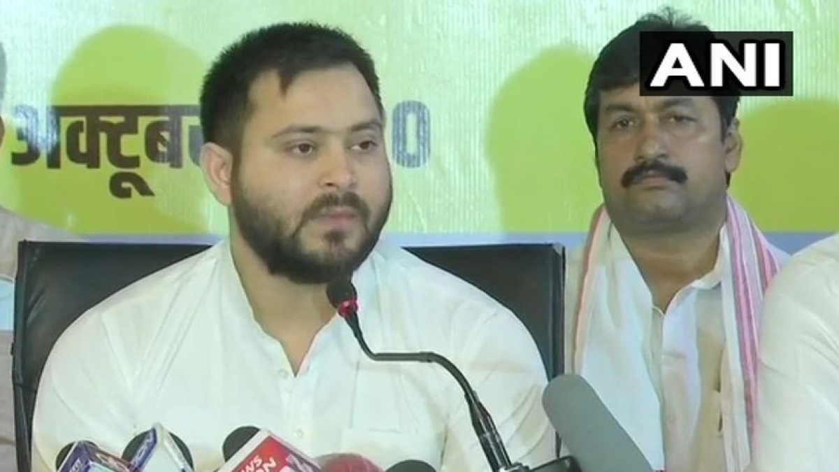 Bihar assembly polls: NDA won through money, muscle and deceit, alleges RJD leader Tejashwi Yadav