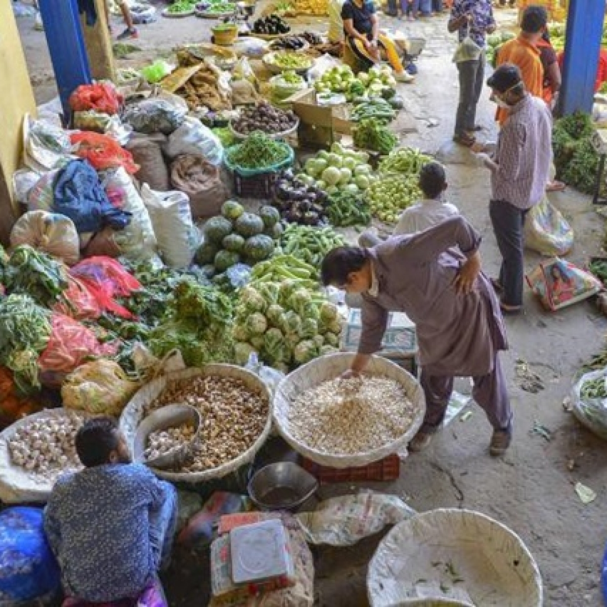 WPI inflation rises to 2.03% in January from 1.22% in December; close to February 2020 level