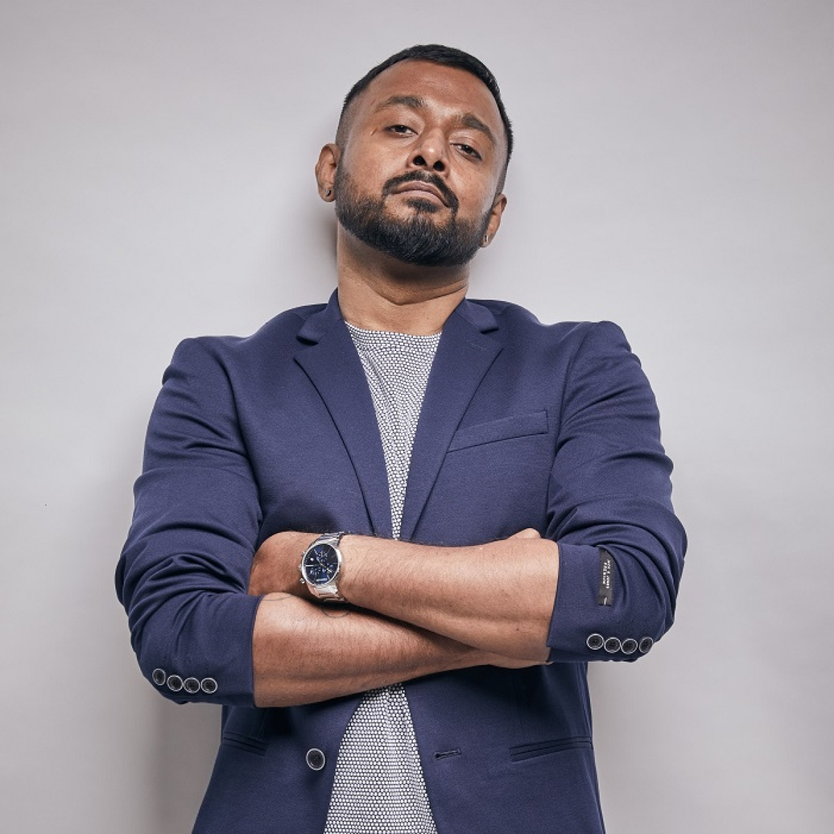 'Munna Rap turned my life around,' says music composer Anand Bhasker
