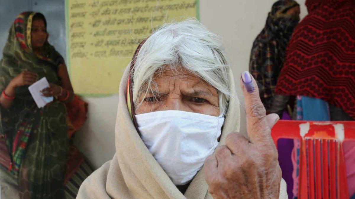 Rajasthan by-polls: Electors choose kin of deceased MLAs Kiran Maheshwari,  Kailash Trivedi, and Bhanvar Lal Megwal