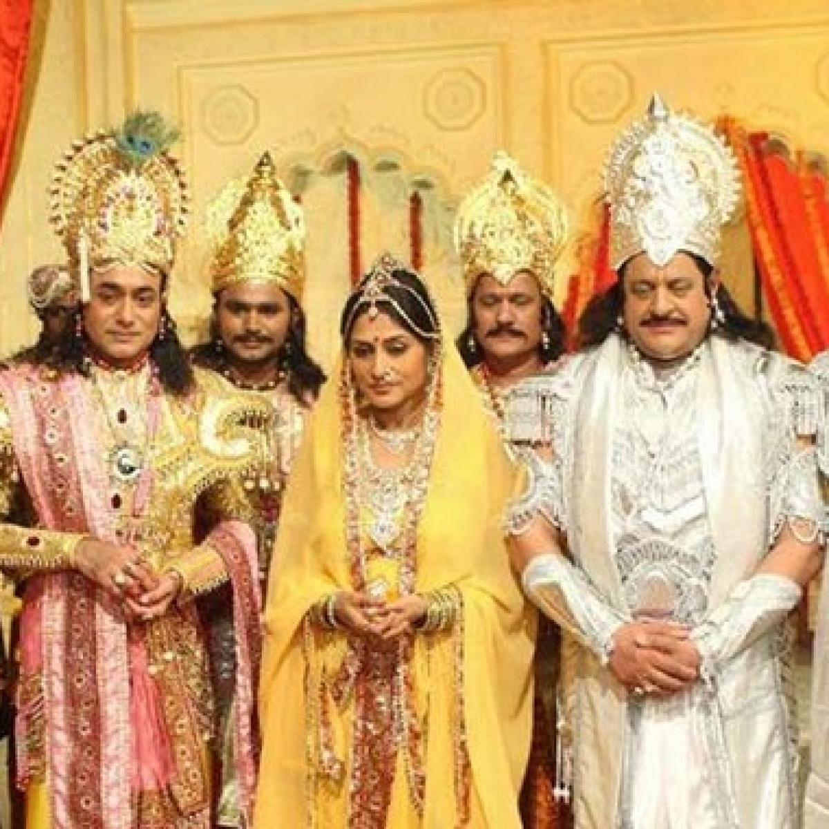 Time travel: Mahabharat actors reveal memorable facts about the cult show