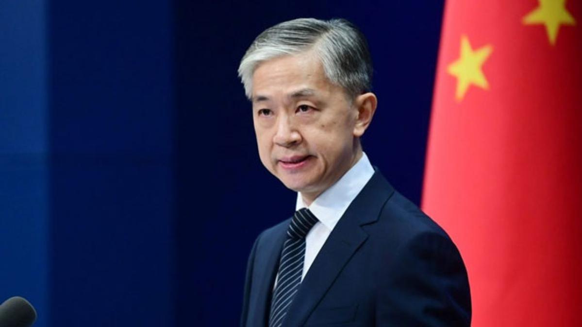 Foreign Ministry spokesman Wang Wenbin